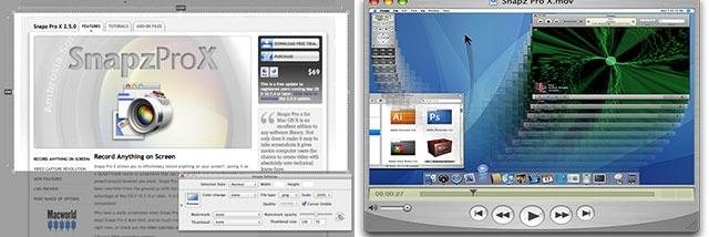 Rekam Mac Anda dengan Snapz Pro X