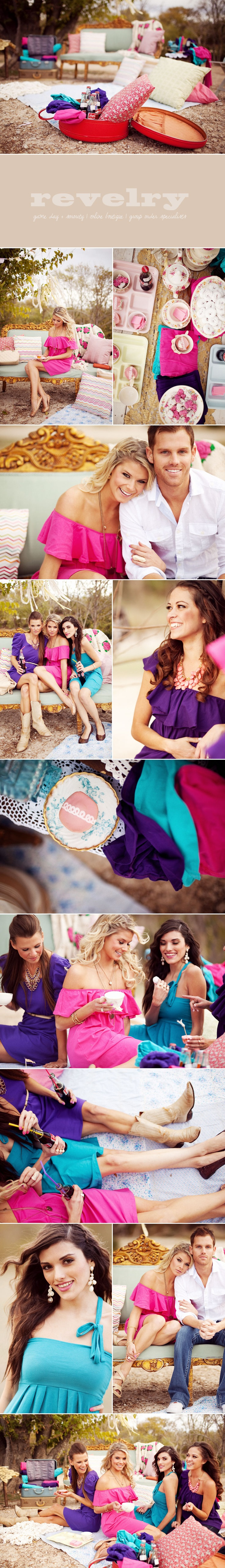 love this styled session from eephotography! so pretty!