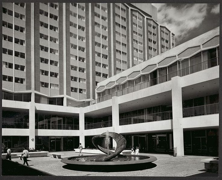 Foyer Southern Cross Hotel - Southern Cross Hotel - Wikipedia, the free…