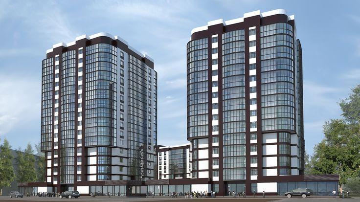 Разработка концепции жилого комплекса