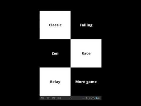 Don't step the white tile game that tests your reflexes against time and movement. Test your speed and accuracy with this simple and fun game! Start Tap the black box to start The quicker you tap, the faster the path moves! Tap on a white block and the game is over.