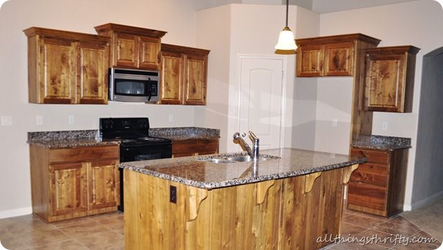 Allthingsthrifty Paint Kitchen Cabinets