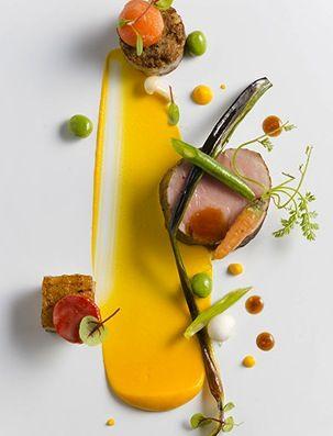 Tallulah On Thames L'art de dresser et présenter une assiette comme un chef de la gastronomie...