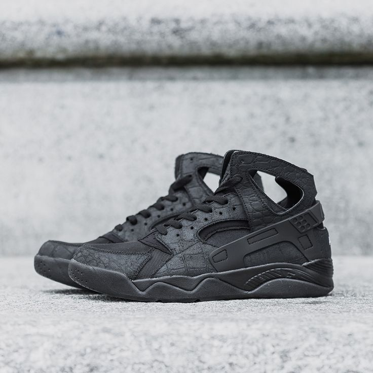 separation shoes 167bc 66578 Hot Online Nike Air Flight 89 Total Blackout