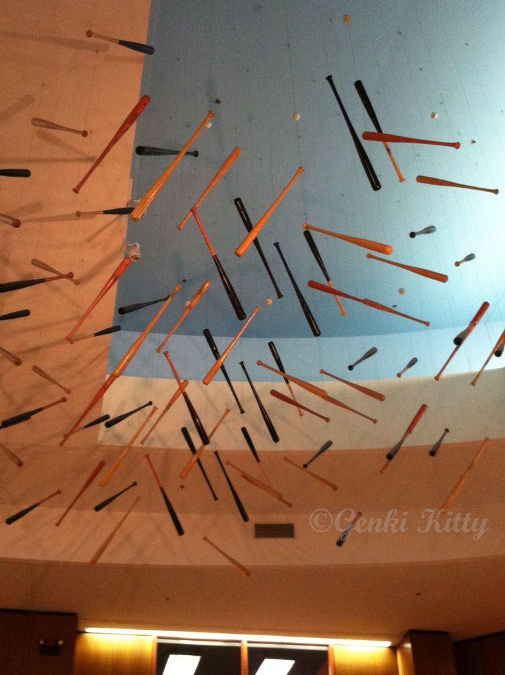 Louisville Slugger Museum: Tennessee, USA #museum #louisville #tennessee #slugger