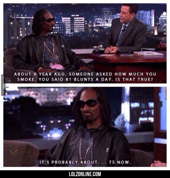 Snoop Dogg Smokes Marijuana!?#funny #lol #lolzonline