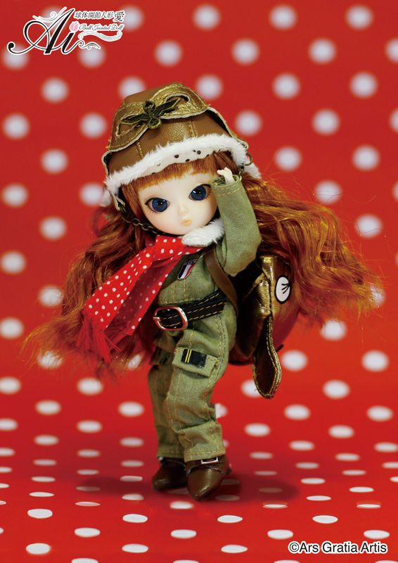 Ai Doll Zephyr mini ball jointed doll pilot fashion BJD Groove in USA | eBay