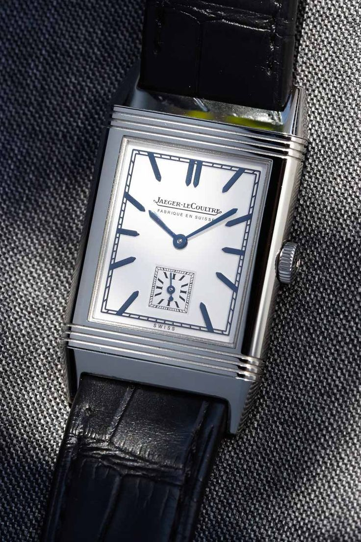 """Jaeger-LeCoultre Grande Reverso Ultra Thin 1948 Watches Review - by James Lamdin - see all the models, hands-on photos, and read more on aBlogtoWatch.com """"Jaeger-LeCoultre is once again stepping into some familiar territory with another addition to their historically-inspired Reverso collection. You would think I would get bored with these, but you'd be wrong. Launched in the early 1930s, the Reverso was originally conceived as a sports watch, featuring a unique reversible case design..."""""""