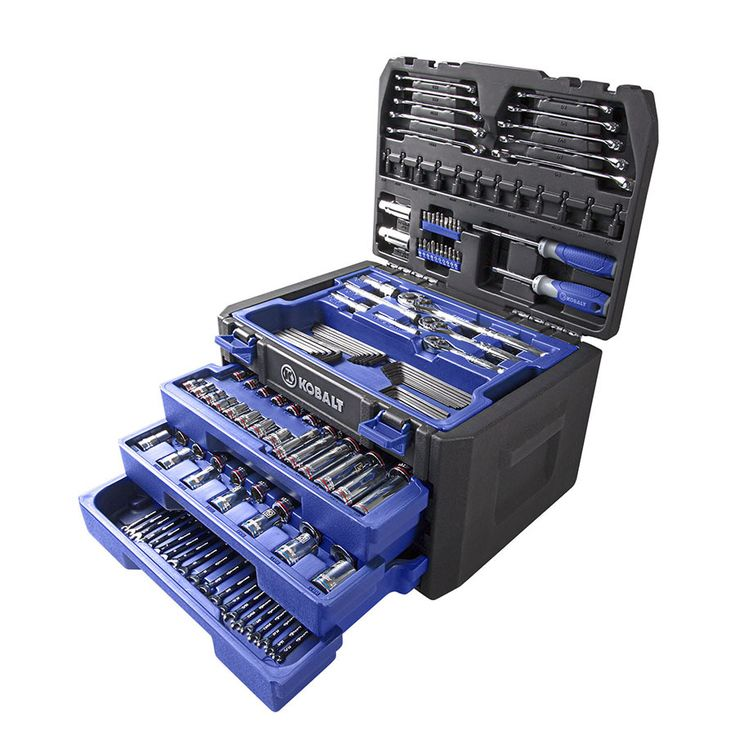 227 piece Tool Box Tools Pinterest Tool box, Boxes