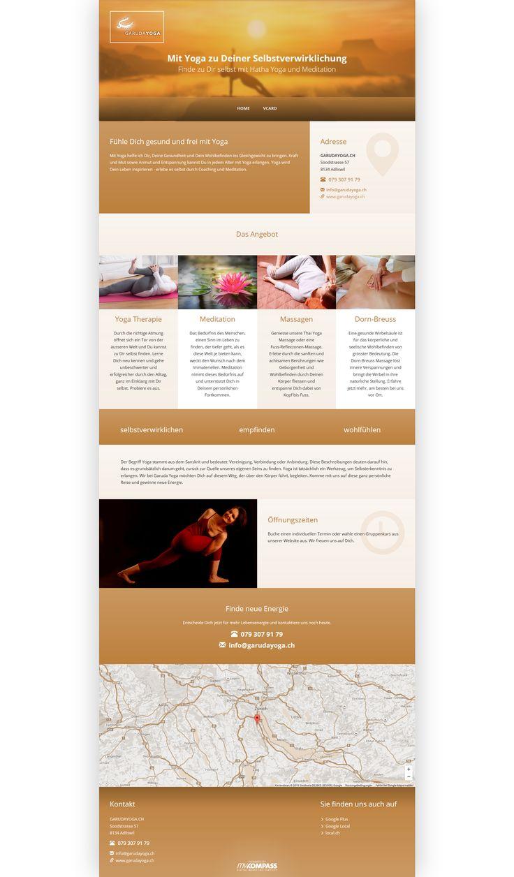 GARUDAYOGA.CH, Adliswil, Zürich, Yoga Therapie, Meditation, Massagen, Dorn-Breuss