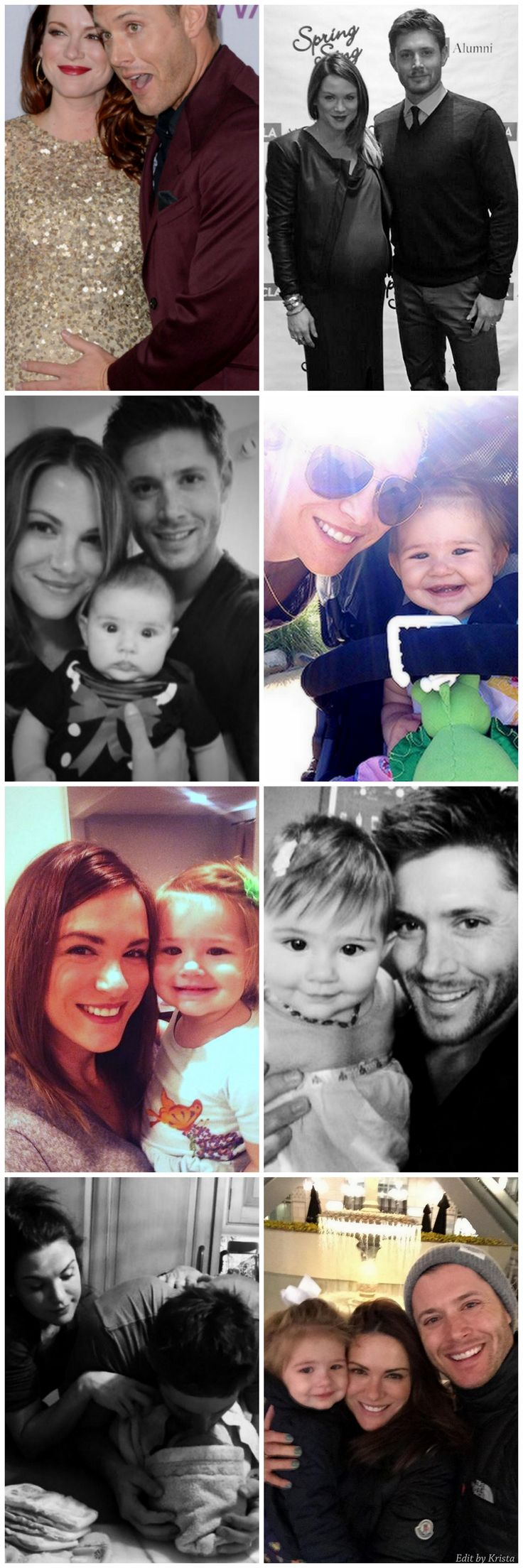 Such a beautiful family <3 Edit by Krista