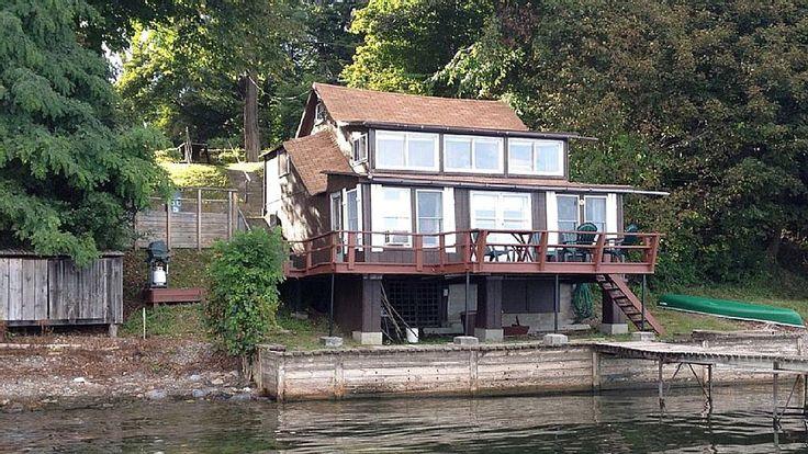 Cottage vacation rental in Geneva, NY, USA from VRBO.com! #vacation #rental #travel #vrbo