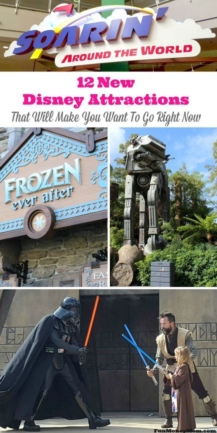 Have you been to Disney lately?  We had a blast checking out the new Disney World attractions!  Find out what they've been up to...