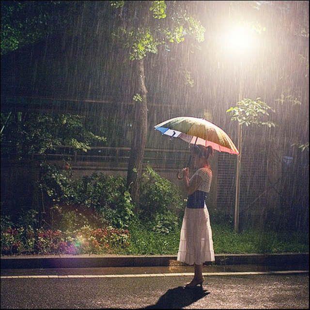 Rain is BEAUTIFUL!