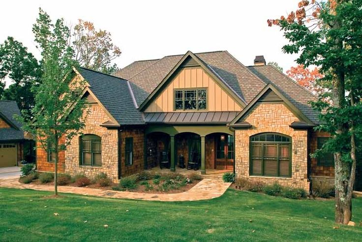 1000 images about house plans on pinterest craftsman for Country craftsman house plans