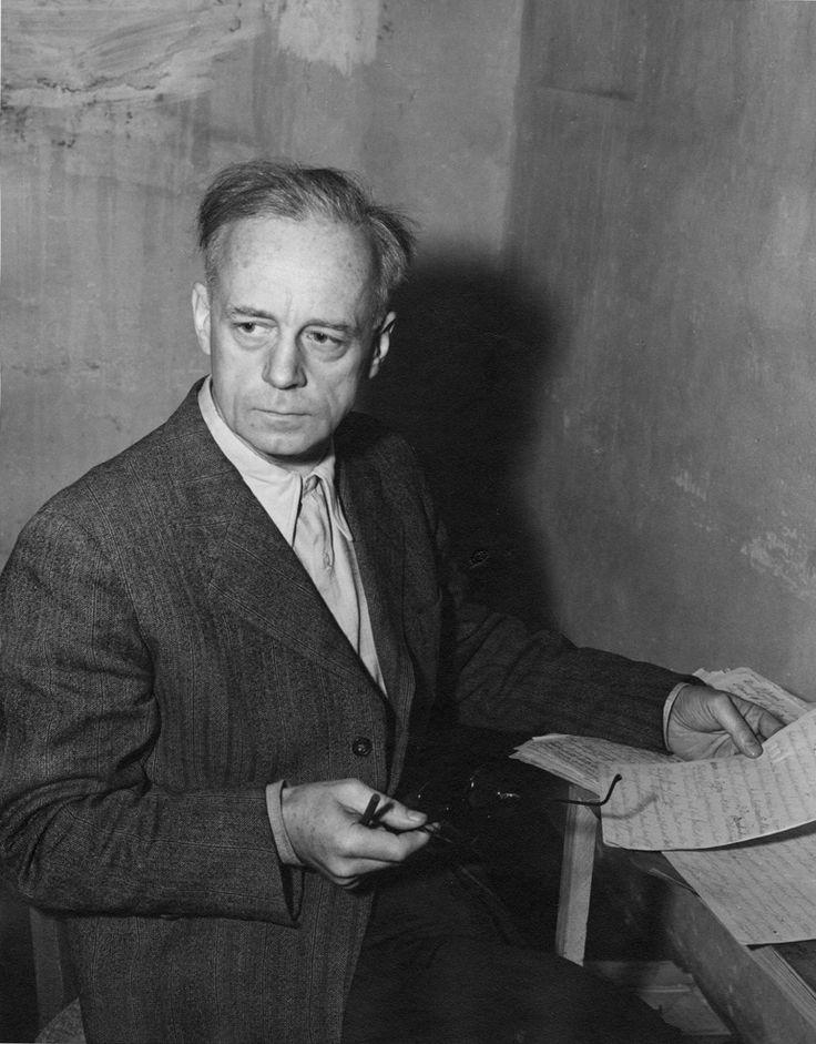 Joachim von Ribbentrop in imprisonment, Nürnberg, Germany, 26 Nov 1945    -----Before-----