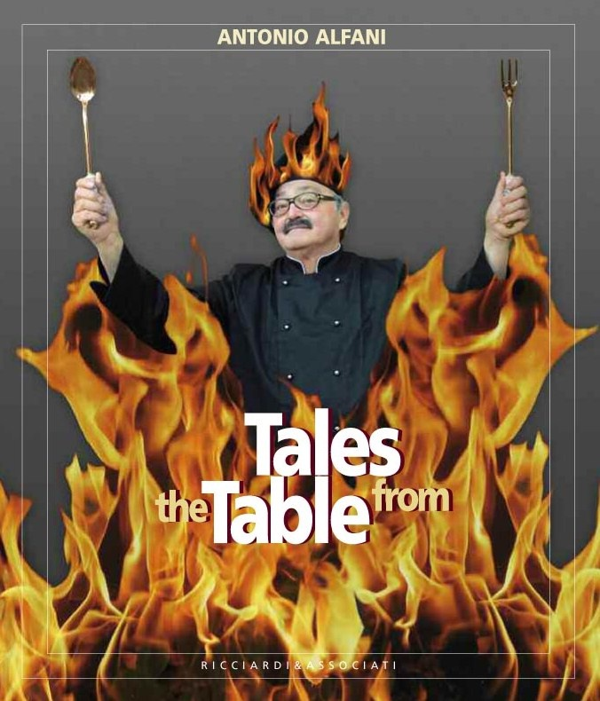 """Coming very soon!  The English version of """"Storie Intorno alla Tavola"""" - """"Tales From the Table"""" -  will be available in English as an ebook at amazon.com's Kindle Store!"""