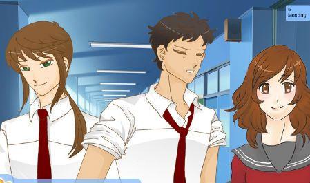 School festival, dating sim otome game at BORPG.com