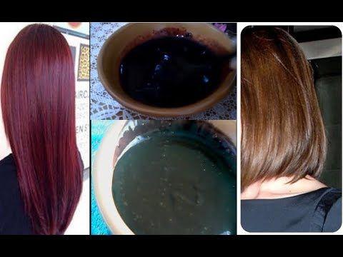 صبغات طبيعية روووعة للعيد بدون حناء ولا اوكسجين للحصول على لون شعر بني شكولاطة واحمر اكاجو Youtube Beauty Health Photo Quotes