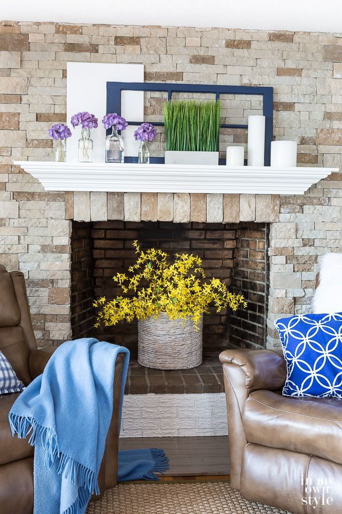 Living Room Flower Decoration Ideas For Home