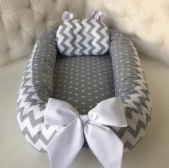 Double sided Baby Nest Bed, Babynest Newborn, Co sleeper, Snuggle Nest, Cosleeper Cocoon, Baby lounger, Baby positoner,infant nest,sleep bed