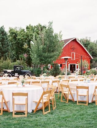 Rustic DIY Barn Wedding | Denver Botanic Gardens at Chatfield | Connie Whitlock Photography