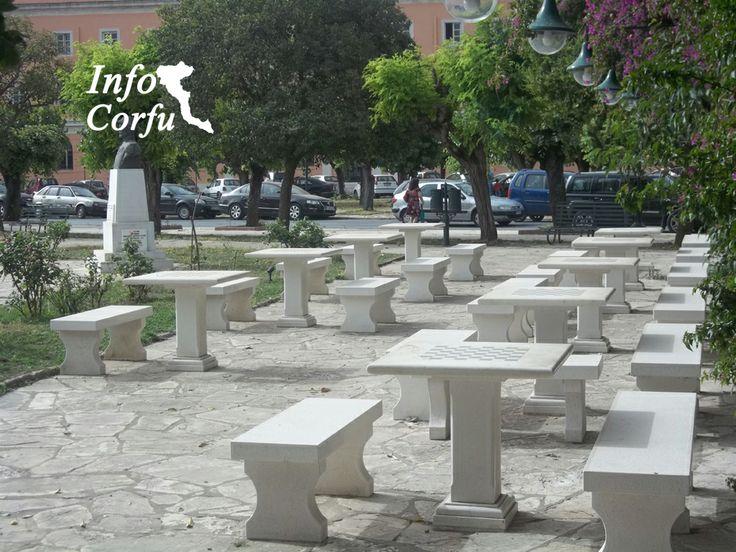 Spilia in Corfu town - Σπηλιά στην Κέρκυρα http://www.infocorfu.gr/spilia