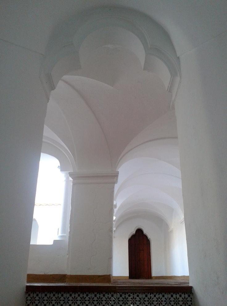 Ermita de Montevirgen. Tierra de Barros. Badajoz.
