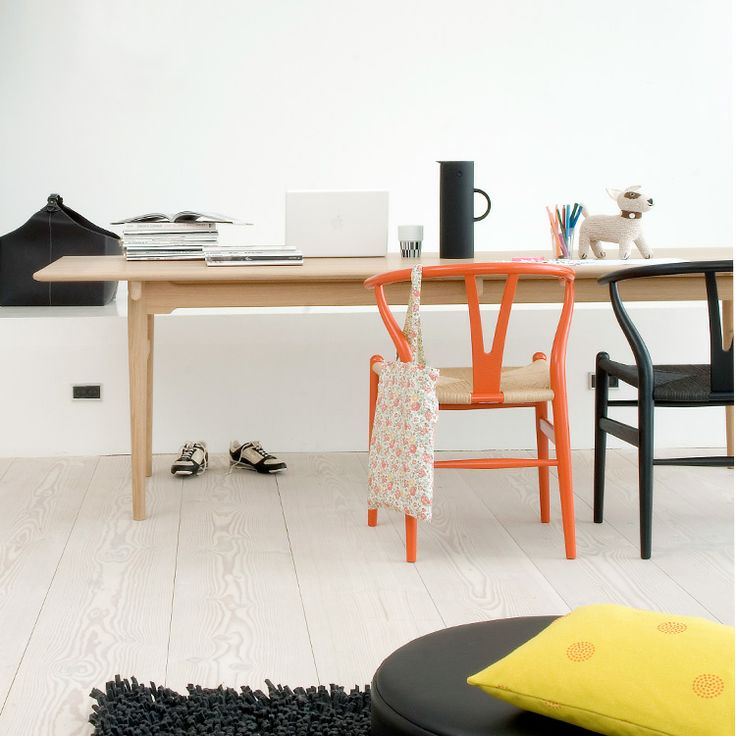 hans wegner - y chair. different colours available.