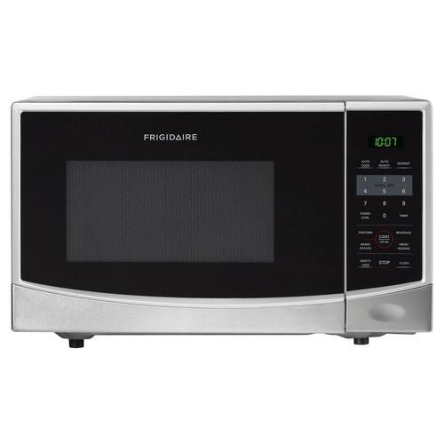 Ft Compact Microwave Stainless Steel