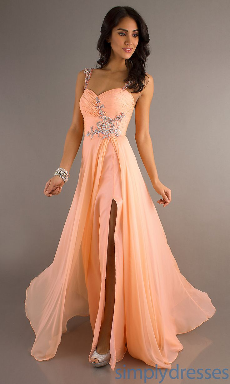 Stunning Prom Dresses Peaches Contemporary - Styles & Ideas 2018 ...