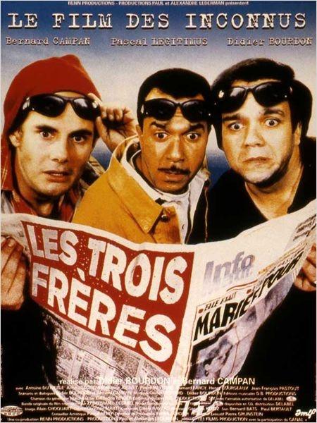 Les Trois frères de B.Campan & D.Bourdon (1995)