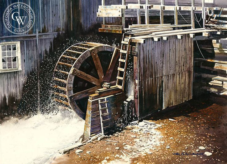 http://www.californiawatercolor.com/collections/all-watercolor-art-products/products/john-bohnenberger-art-water-wheel
