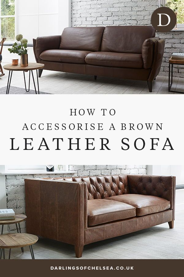 Leather Sofa Bed, Brown Fabric Leather Sofa Bed
