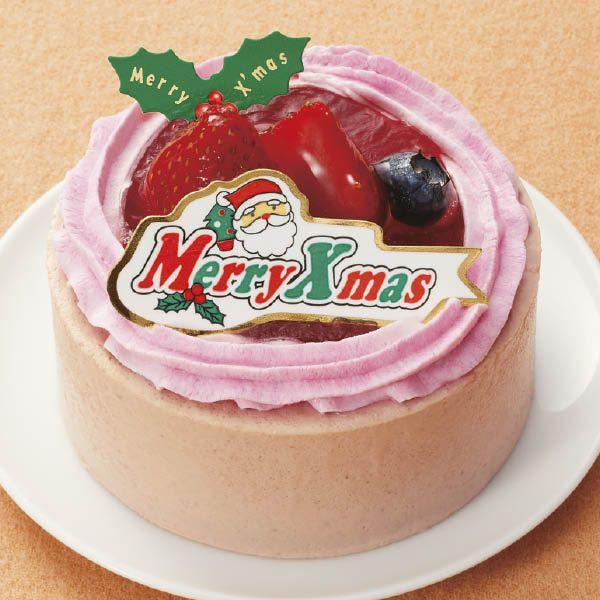 ペットライブラリー 苺のムースケーキ 獣医師と一緒に開発し フランボワーズ ジュレや苺ホイップでかわいらしく仕上 げました ムースケーキ ムース クリスマスパーティーメニュー
