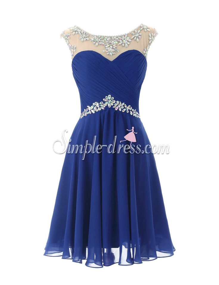 #cheap homecoming dresses under 100 #royal blue dress