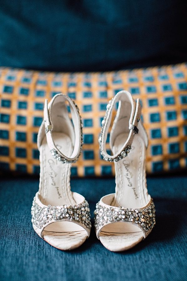 Alice and Olivia wedding shoes