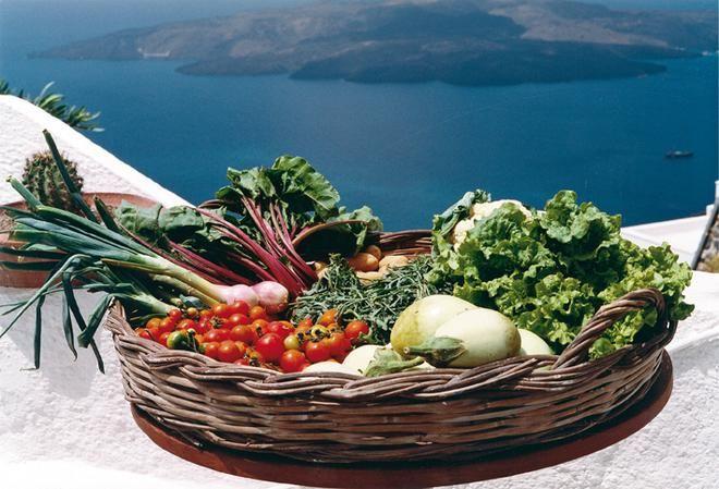 Σαντορίνη: Θρύλοι και γεύσεις