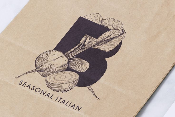 BABBO - Seasonal Italian on Packaging of the World - Creative Package Design Gallery
