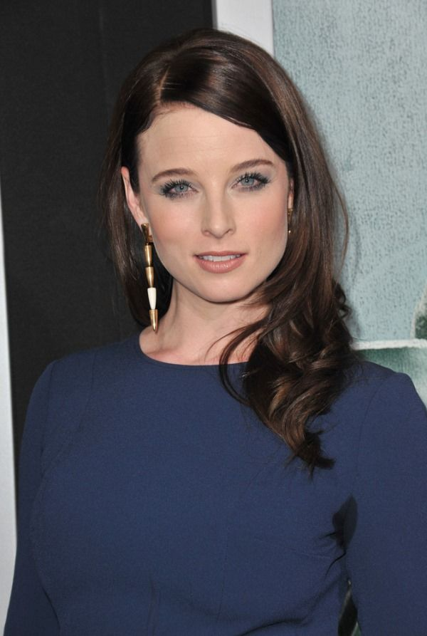 Rachel Nichols- earrings. #Workchic