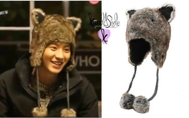 Chanyeol's Birthday Presents (1) http://hatson.co.kr/