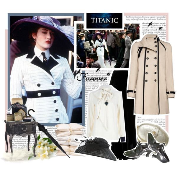Rose DeWitt Bukater, created by rochyrouge on Polyvore