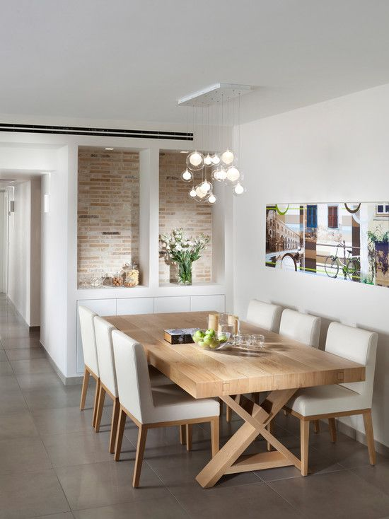 Best 25 Contemporary Dining Rooms Ideas On Pinterest Simple Modern Dining Room Furniture Decorating Inspiration