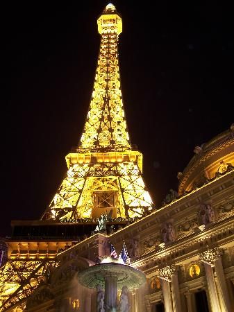 "Eiffel Tower Experience at Paris Las Vegas - Las Vegas ~ ""Fantastic views once you get to the top. I'd advise visitors to book in advance to avoid the queues. Well worth a visit - fantastic!"""