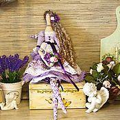 Купить или заказать Хранительница ватных палочек тильда ангел фея в интернет-магазине на Ярмарке Мастеров. Хранительница ватных палочек очень оригинальный и в то же время практичный подарок)) Фея добавит уюта, тепла и красоты любой ванной комнате!! Может быть выполнена в любой цветовой гамме, также может стать по вашему желания брюнеткой, блондинкой или…