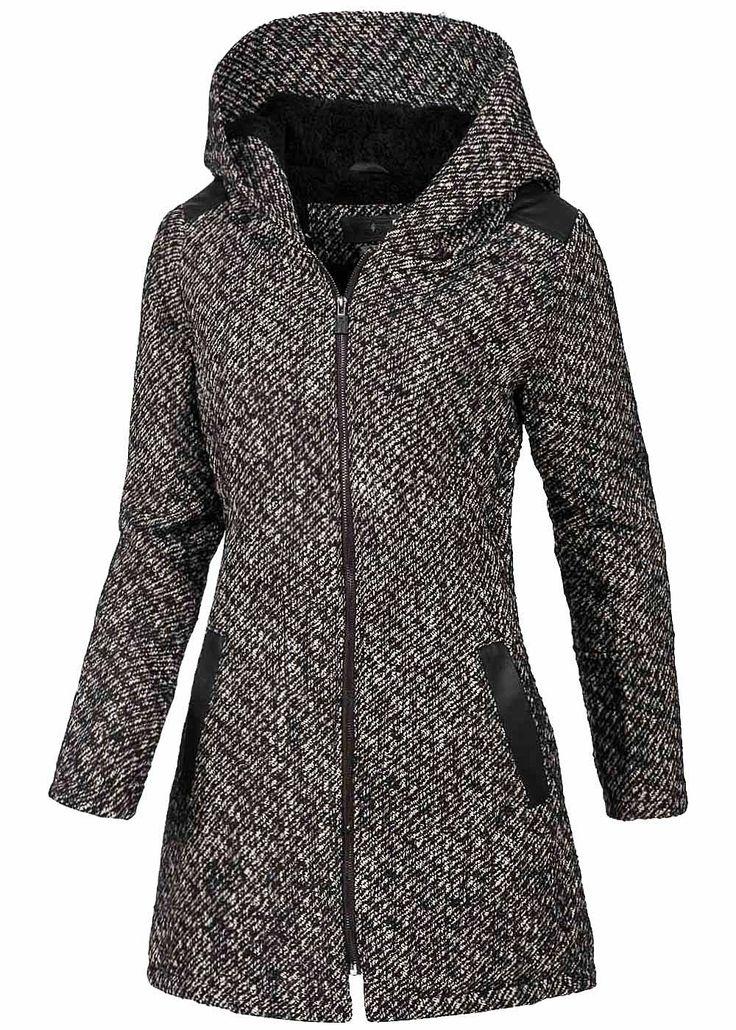 Die besten 25 schwarzer mantel damen ideen auf pinterest schwarzer mantel mantel beige und - Schwarzer wintermantel damen ...