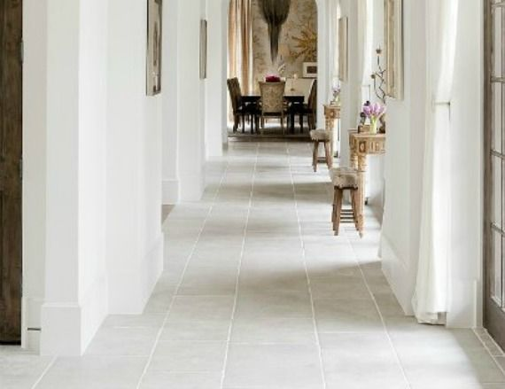 pavimenti per interni in carparo e pietra leccese lisci e lucidi ...