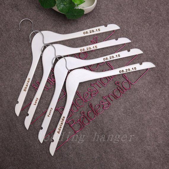 110 best wire hanger images on Pinterest | Bridal hangers, Metal ...