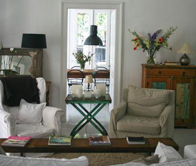Living room of Csokonai Luxury Villa at Lake Balaton