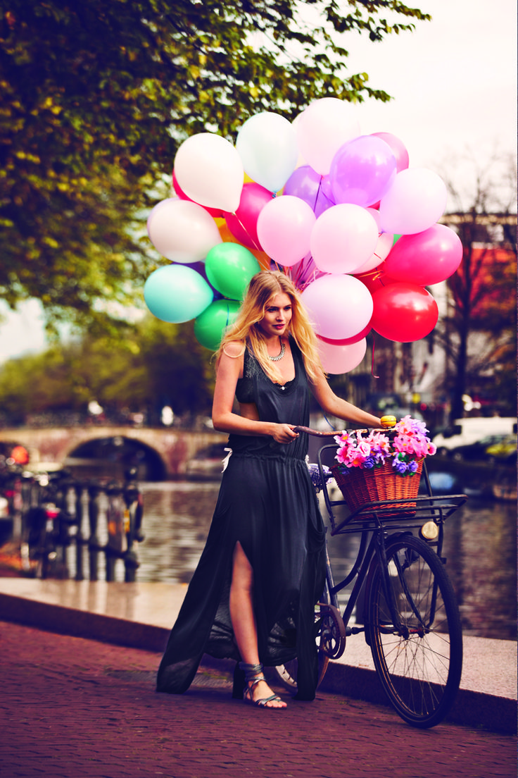 Free People in Amsterdam/ how I'd like to look for my next birthday... Dreaammmmmm